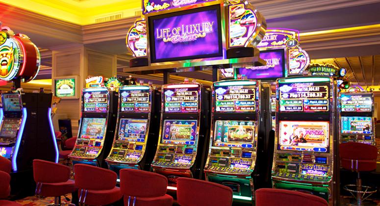 slot rooms